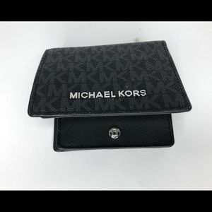Michael kors jet Set Medium Carryall Card Wallet
